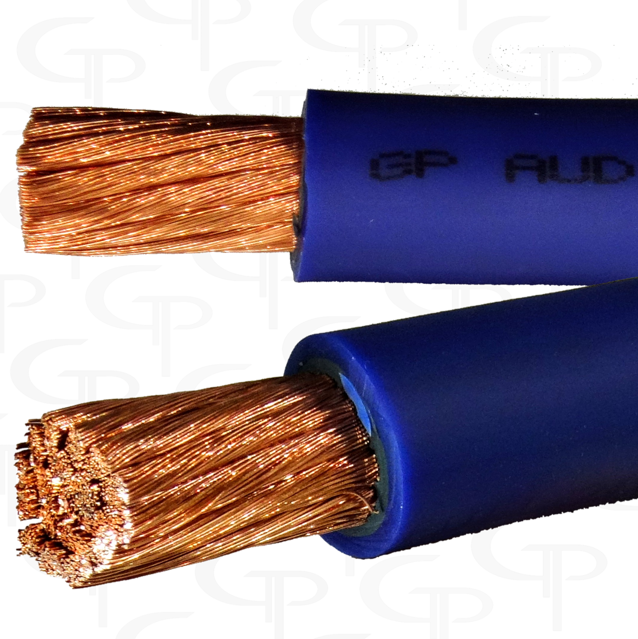 2/0 AWG Pre- Terminated Wires GP Merica OFHC