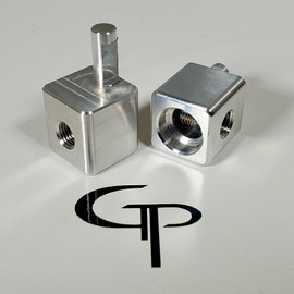 *GP v2 1/0 to 4 AWG Amp Input Reducers (Pair)