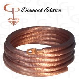 *NEW* 1/0 AWG GP Diamond Edition CLEAR