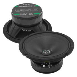 """SALE Deaf Bonce Machete MM80 8"""" Pro Audio (PAIR)"""