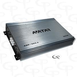 Avatar ABR-360.4   360 Watt 4-channel Amplifier