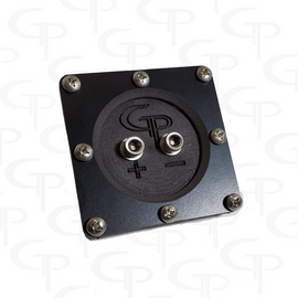 *GP 1 Spot Speaker Enclosure Terminal Stainless Steel Hardware