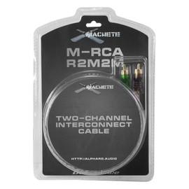 Deaf Bonce Machete 17ft RCA 2 Channel R2M2M