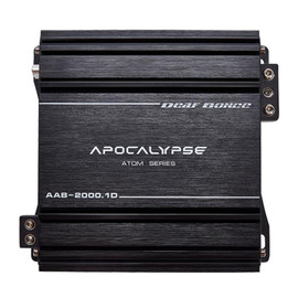 Apocalypse AAB-2000.1D Atom * FREE 1/0 to 4 AWG REDUCERS