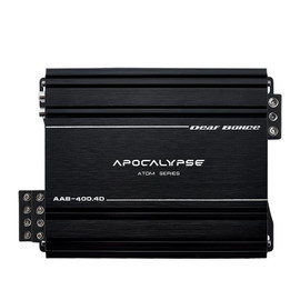 Apocalypse AAB-400.4D Atom *Free 1/0 to 4 AWG reducers