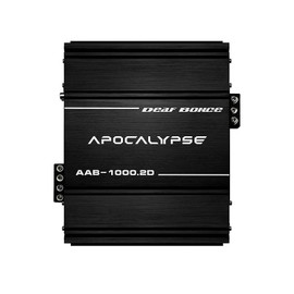 Apocalypse AAB-1000.2D * FREE 1/0 to 4 AWG REDUCERS