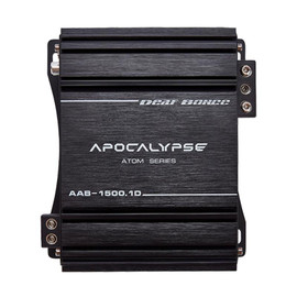 Apocalypse AAB-1500.1D Atom * FREE 1/0 to 4 AWG REDUCERS