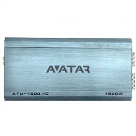 Avatar ATU-1500.1D | 1500 Watt Power Amplifier