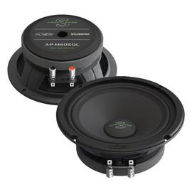 "Apocalypse AP M60SQL   6.5"" Mid-Range Speakers (Pair)"