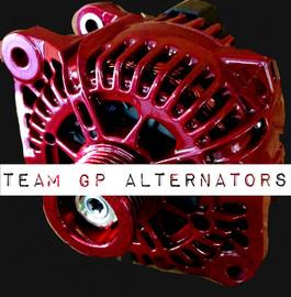 HONDA ELEMENT 2.4L  320 AMP TEAM GP Alternator