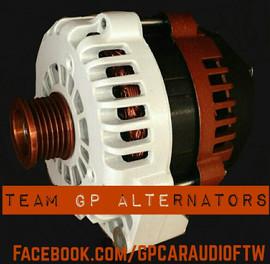 BUICK PARK AVE 3.8L -1998-1999- 320 AMP TEAM GP Alternator