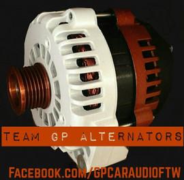 BUICK PARK AVE 3.8L SUPERCHARGED -2001- 200AMP TEAM GP Alternator