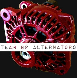 KIA OPTIMA 2.4L -2011-2014- 220AMP TEAM GP Alternator