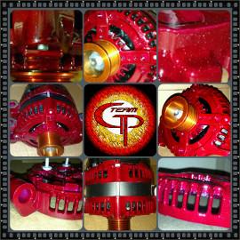 CHRYSLER 300C 2.7L- 3.6L- 5.7L -ALL YEARS- 320 AMP TEAM GP High Output Alternator