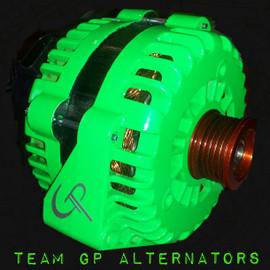PONTIAC G6 3.5L -2006- 200 AMP TEAM GP Alternator