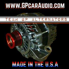HONDA CIVIC 1.8L -2012-2013- 300 AMP TEAM GP Alternator