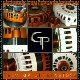 CADILLAC DEVILLE 4.6L -ALL YEARS- 320 AMP TEAM GP High Output Alternator