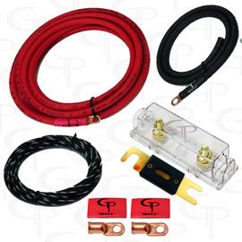GP Audiophile Edition 4 AWG Amp Kit
