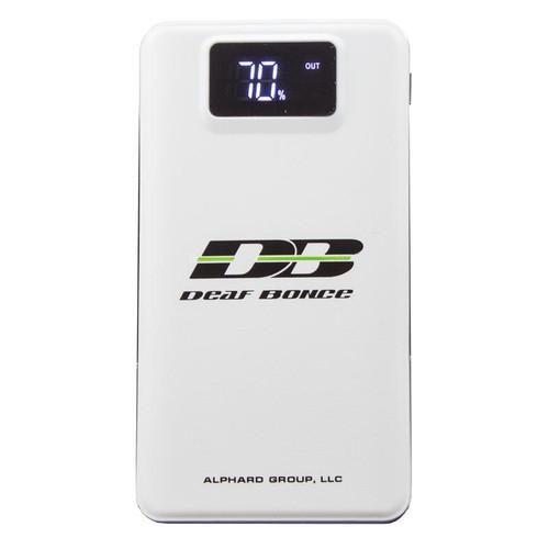 Deaf Bonce DB-PB100 | 10,000 MAH Power Bank