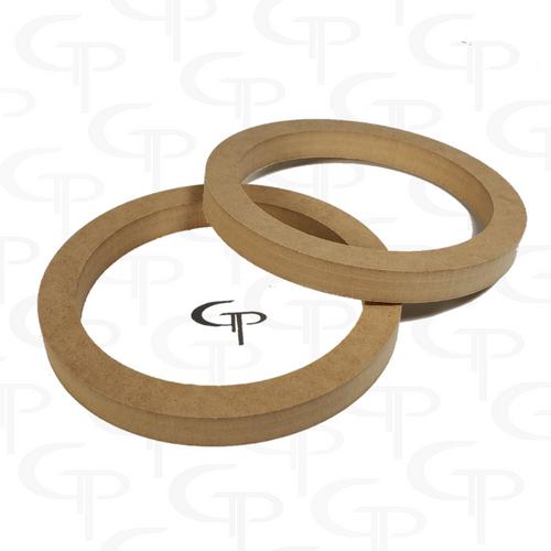 """GP 6.5"""" Speaker Rings  1 Pair"""