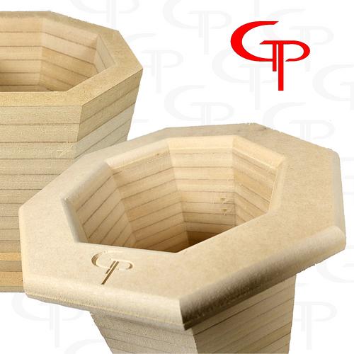 """GP 8"""" DIY Stack Fab Octa-port"""
