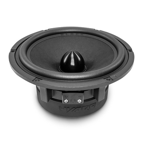 "Black Hydra HBC3.28 6.5"" 3-Way HiFi Component Set"