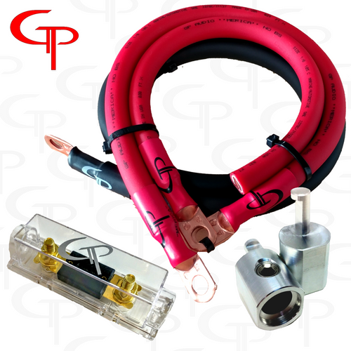 *SALE* 1/0 AWG to 4 AWG Reducer Install Kit