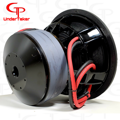 "**Team GP Undertaker 15"" Subwoofer UT15 5,000 RMS"
