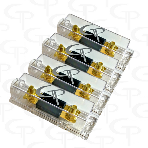 4 For $26.99 Fuse Blocks w/ Fuses