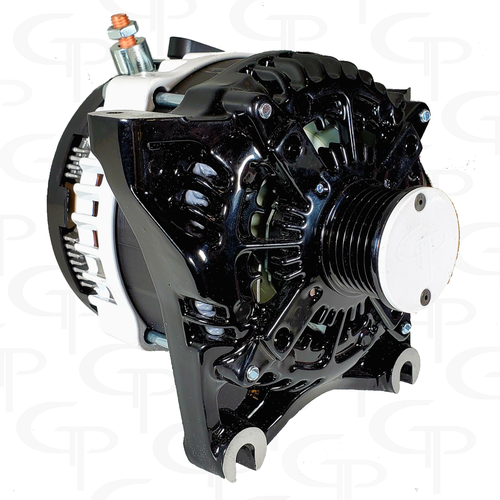 Crown Victoria/  Grand Marquis 4.6L - 1992-2011- 370 AMP TEAM GP High Output Alternator
