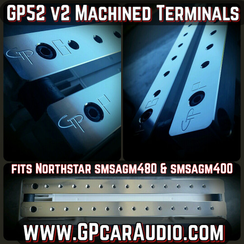 GP52 Terminals For Northstar SMSAGM400 & SMSAGM480