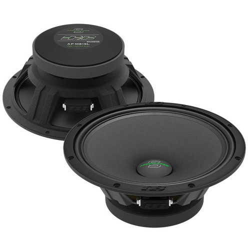 "Deaf Bonce Apocalypse AP-M81S | 8"" Mid-Range Speakers (Pair)"