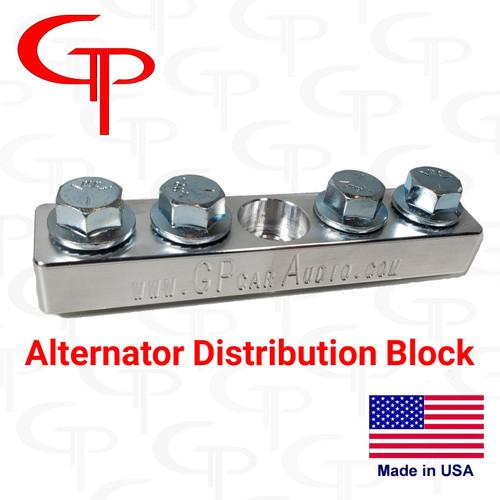 *GP 4 Spot Alternator Distro Block