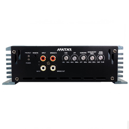 Avatar ATU-1500.1D | 1500 Watt Power Amplifier