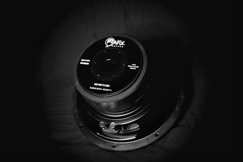 "Sinful Sounds GREED 10-D4 10"" Subwoofer"