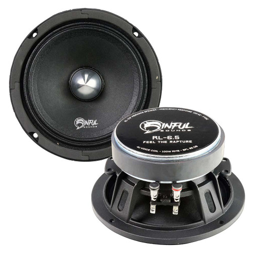 Sinful Sounds RL-6.5 PRO SPEAKER
