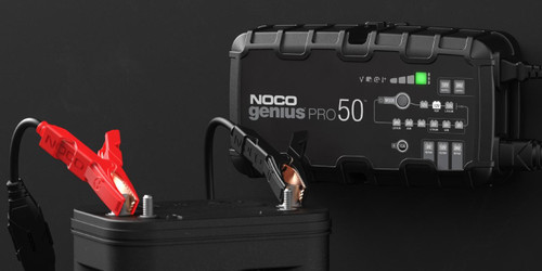 NOCO GeniusPRO50 2,000 AH Battery Charger