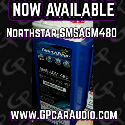 BUNDLE: Northstar SMSAGM480 w/ GP52 v2 Terminals