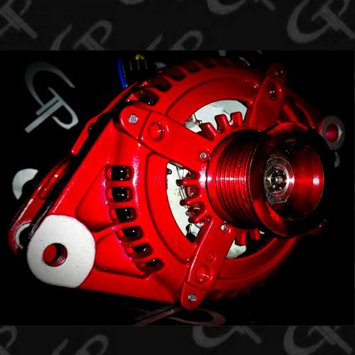 CHEVROLET COLORADO 3.5L -2004-2006- 200AMP TEAM GP Alternator