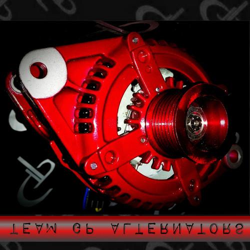 high output alternators