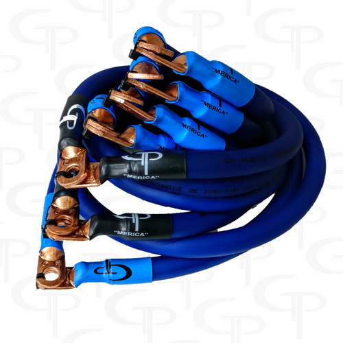 1/0 AWG Pre- Terminated Wires GP Merica OFHC
