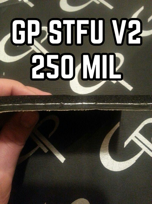*GP STFU V2 250mil 60 SQFT (15 Sheets)