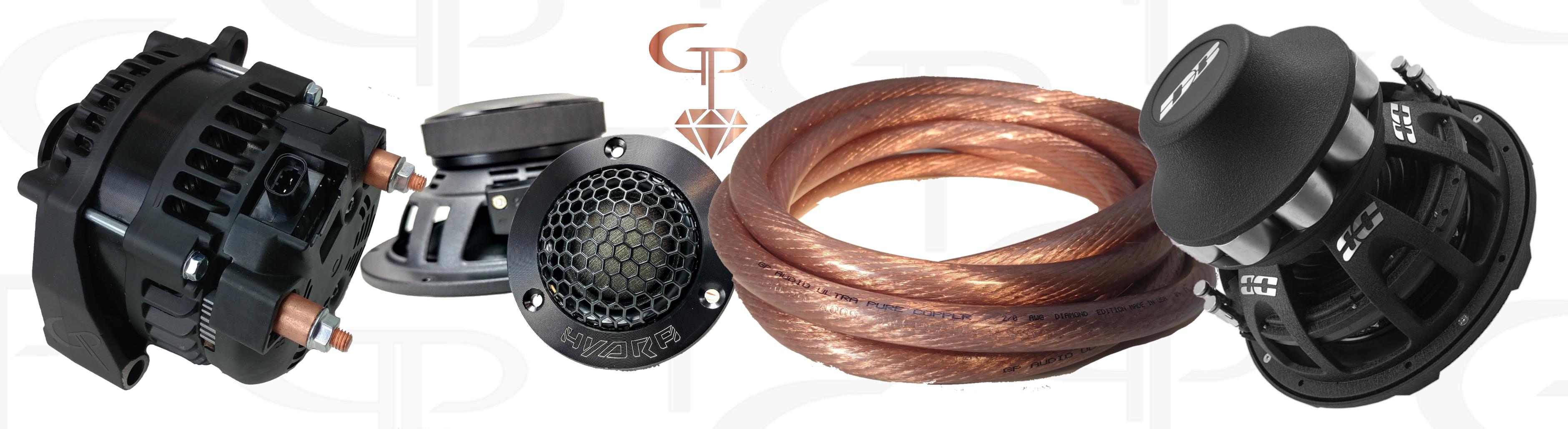 gp car audio ground \u0026 power ground pounder