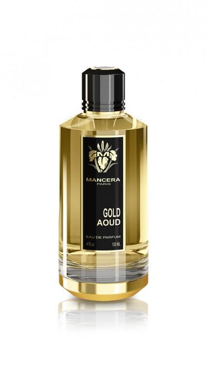 Gold Aoud  eau de parfum spray 120ml by Mancera.