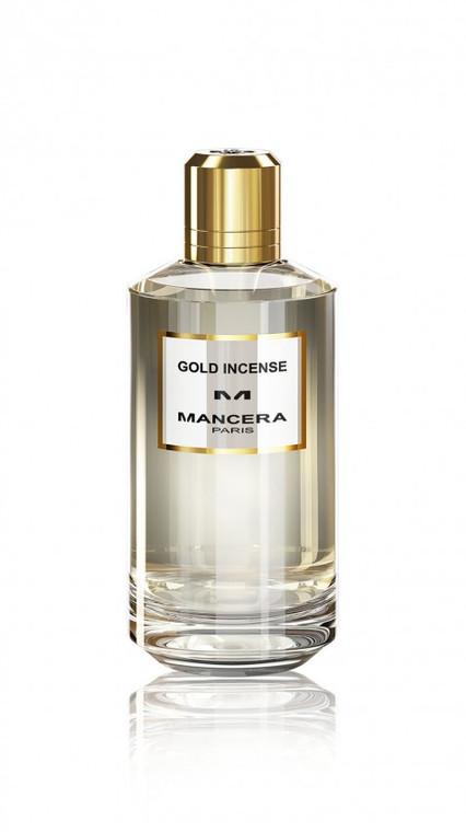 Gold Incense eau de parfum spray 120ml by Mancera