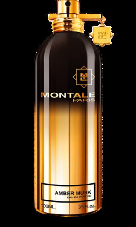Amber Musk eau de parfum spray 100ml by Montale