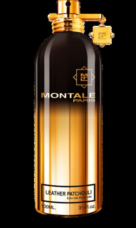 Leather Patchouli eau de parfum spray 100ml by Montale.