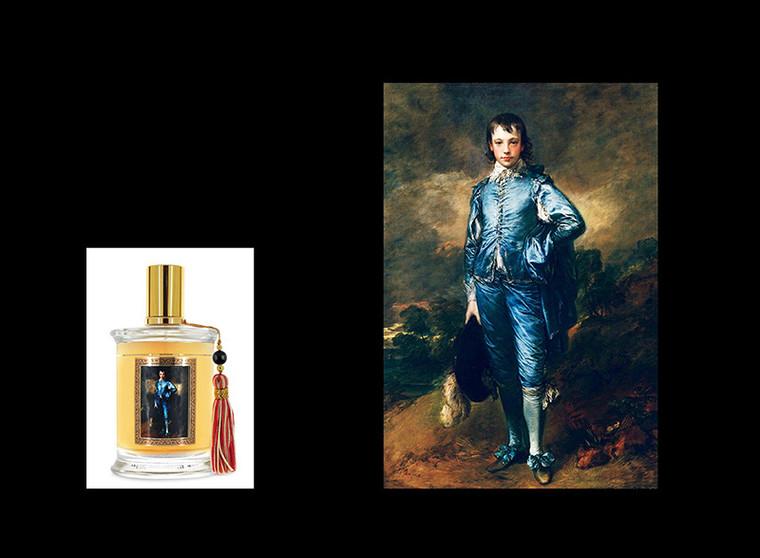 Bleu Satin eau de parfum spray 75ml by Parfums MDCI.