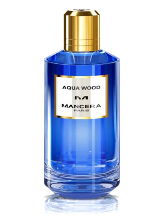 Aqua Wood eau de parfum spray 120ml by Mancera