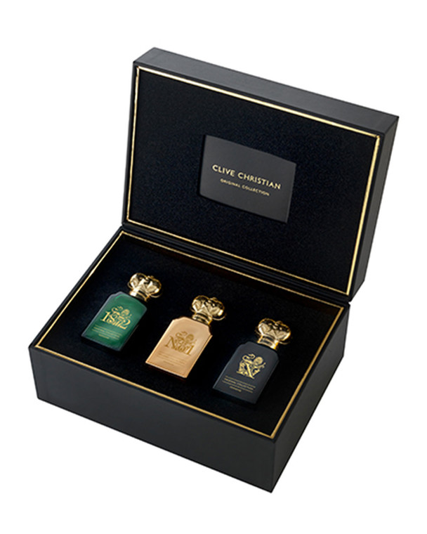 Perfume Travelers Set for Women by Clive Christian.